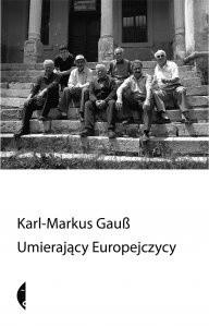 Okładka książki Umierający Europejczycy