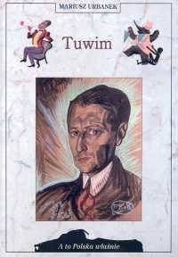 Okładka książki Tuwim