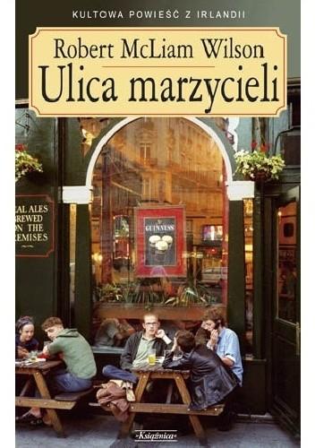 Okładka książki Ulica marzycieli