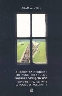 Okładka książki Wiersze oświęcimskie