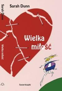 Okładka książki Wielka miłość