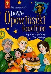 Okładka książki Nowe opowiastki familijne