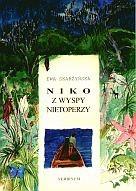 Okładka książki Niko z Wyspy Nietoperzy