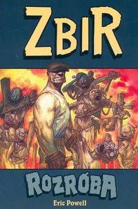 Okładka książki Zbir, t.0: Rozróba