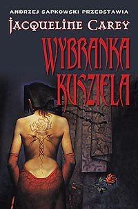 Okładka książki Wybranka Kusziela