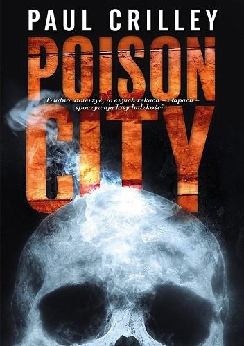 Okładka książki Poison City