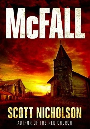 Okładka książki McFall