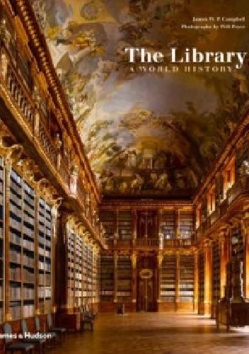 Okładka książki The Library. A World History