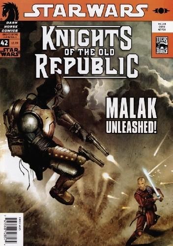 Okładka książki Star Wars: Knights of the Old Republic #42