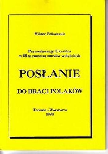 Okładka książki Posłanie do braci Polaków