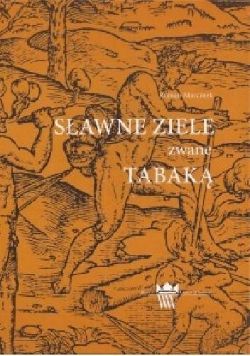 Okładka książki Sławne ziele zwane tabaką