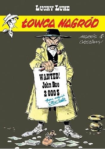 Okładka książki Lucky Luke - 39 - Łowca nagród