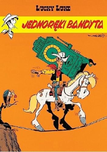 Okładka książki Lucky Luke - 48 - Jednoręki bandyta