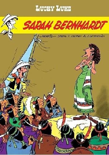 Okładka książki Lucky Luke - 50 - Sarah Bernhardt