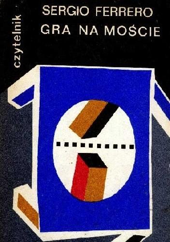 Okładka książki Gra na moście