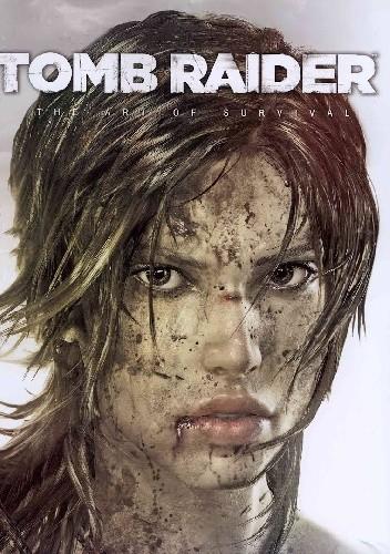 Okładka książki Tomb Raider: The Art of Survival