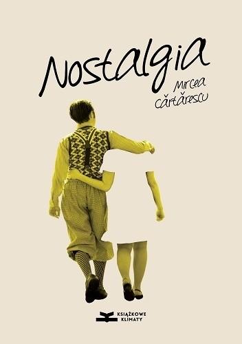 Okładka książki Nostalgia