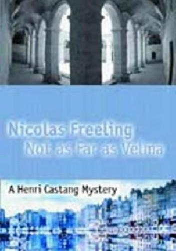 Okładka książki Not As Far As Velma