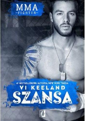 Okładka książki MMA Fighter. Szansa