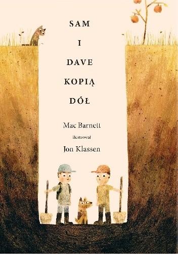 Okładka książki Sam i Dave kopią dół
