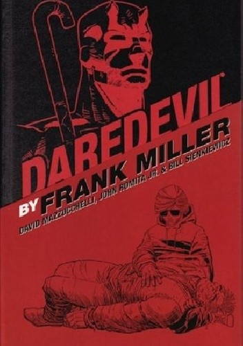 Okładka książki Daredevil by Frank Miller Omnibus Companion