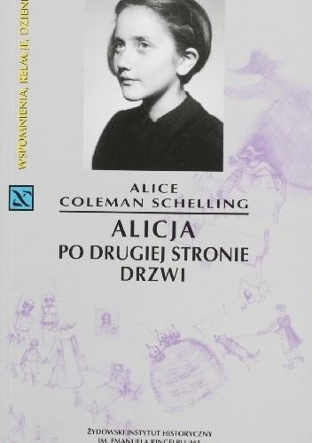 Okładka książki Alicja po drugiej stronie drzwi