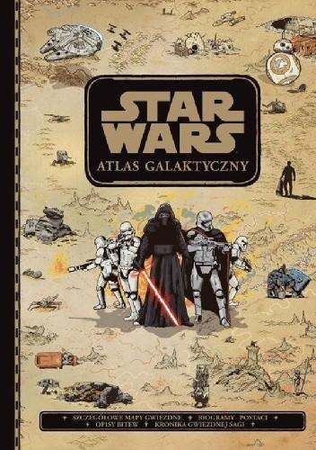 Okładka książki Atlas galaktyczny