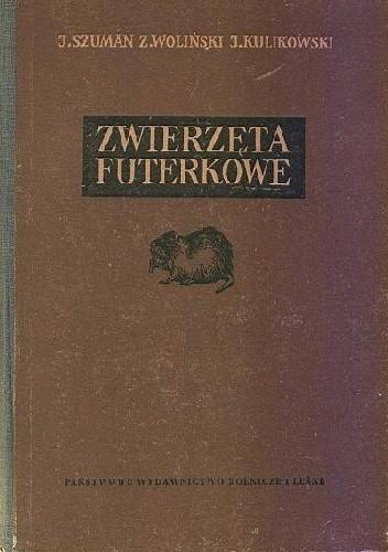 Okładka książki Zwierzęta futerkowe