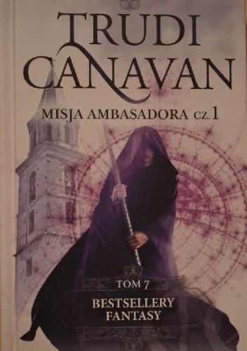 Okładka książki Misja Ambasadora. Cz.1