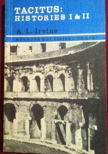 Okładka książki Tacitus: Histories I& II
