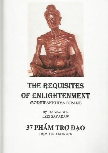 Okładka książki Bodhipakkhiya Dipani 37 Czynników Prowadzących do Oświecenia