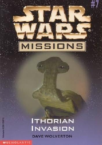 Okładka książki Ithorian Invasion