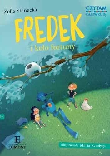 Okładka książki Fredek i koło fortuny