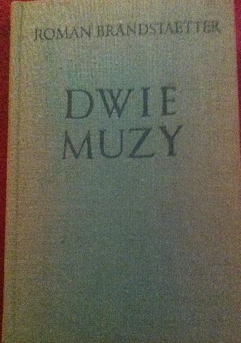 Okładka książki Dwie muzy
