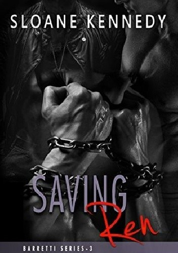 Okładka książki Saving Ren