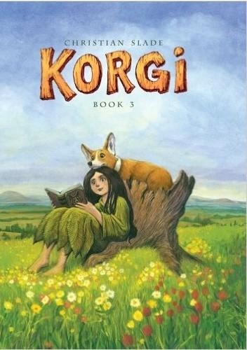 Okładka książki Korgi, Book 3: A Hollow Beginning