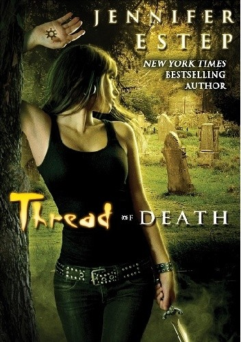Okładka książki Thread of Death
