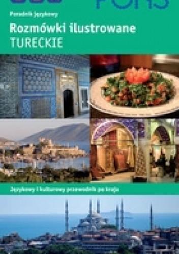 Okładka książki Rozmówki ilustrowane tureckie