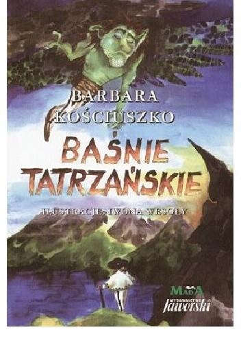 Okładka książki Baśnie tatrzańskie
