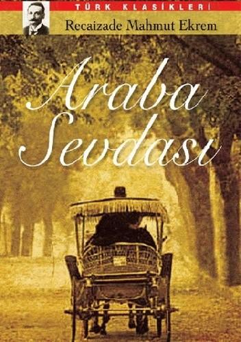 Okładka książki Araba Sevdası