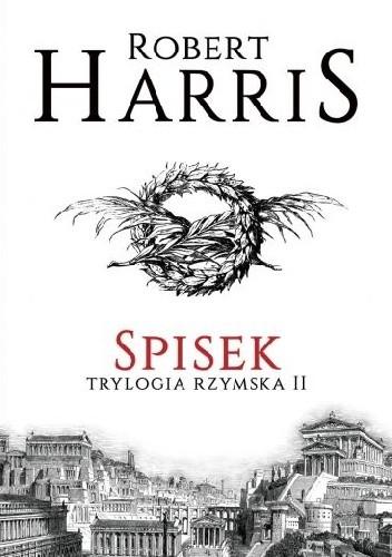Okładka książki Spisek