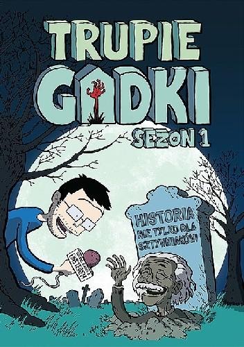 Okładka książki Trupie Gadki. Sezon 1