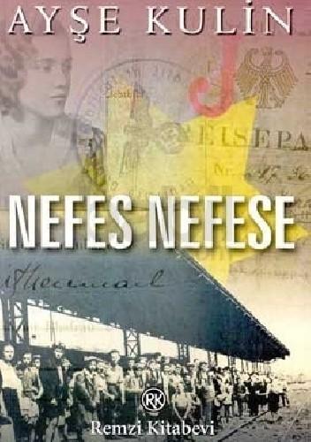 Okładka książki Nefes nefese