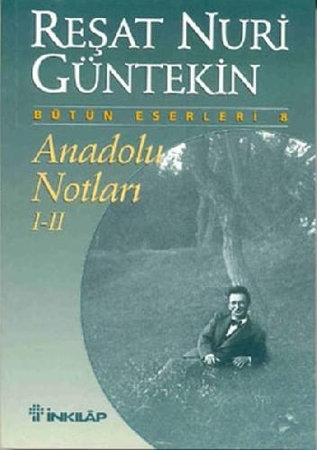 Okładka książki Anadolu Notları - I-II