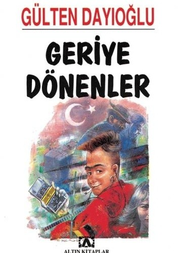 Okładka książki Geriye Dönenler