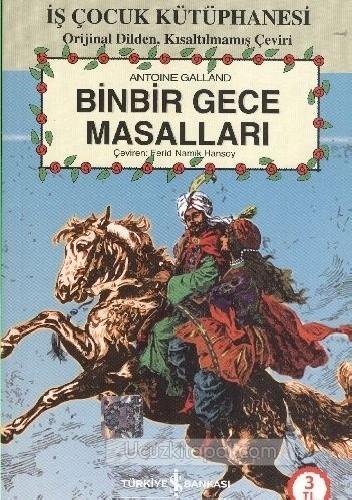 Okładka książki Binbir Gece Masalları