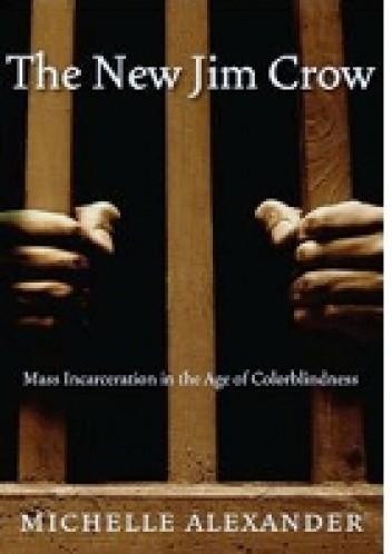 Okładka książki The New Jim Crow