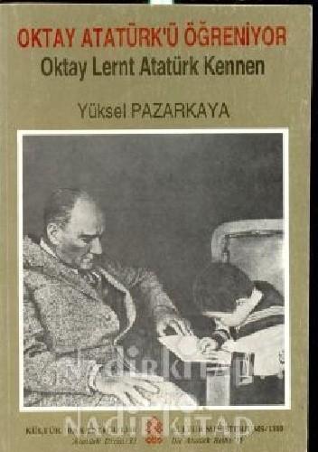Okładka książki Oktay Atatürk'ü öğreniyor