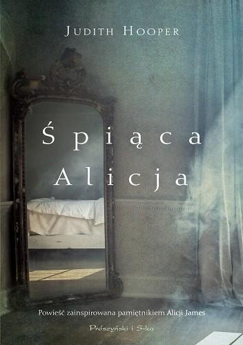 Okładka książki Śpiąca Alicja