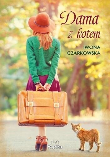 Okładka książki Dama z kotem